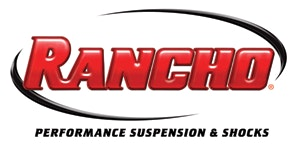 Rancho RS62124 Differential Glide Plate Dana 30 Front