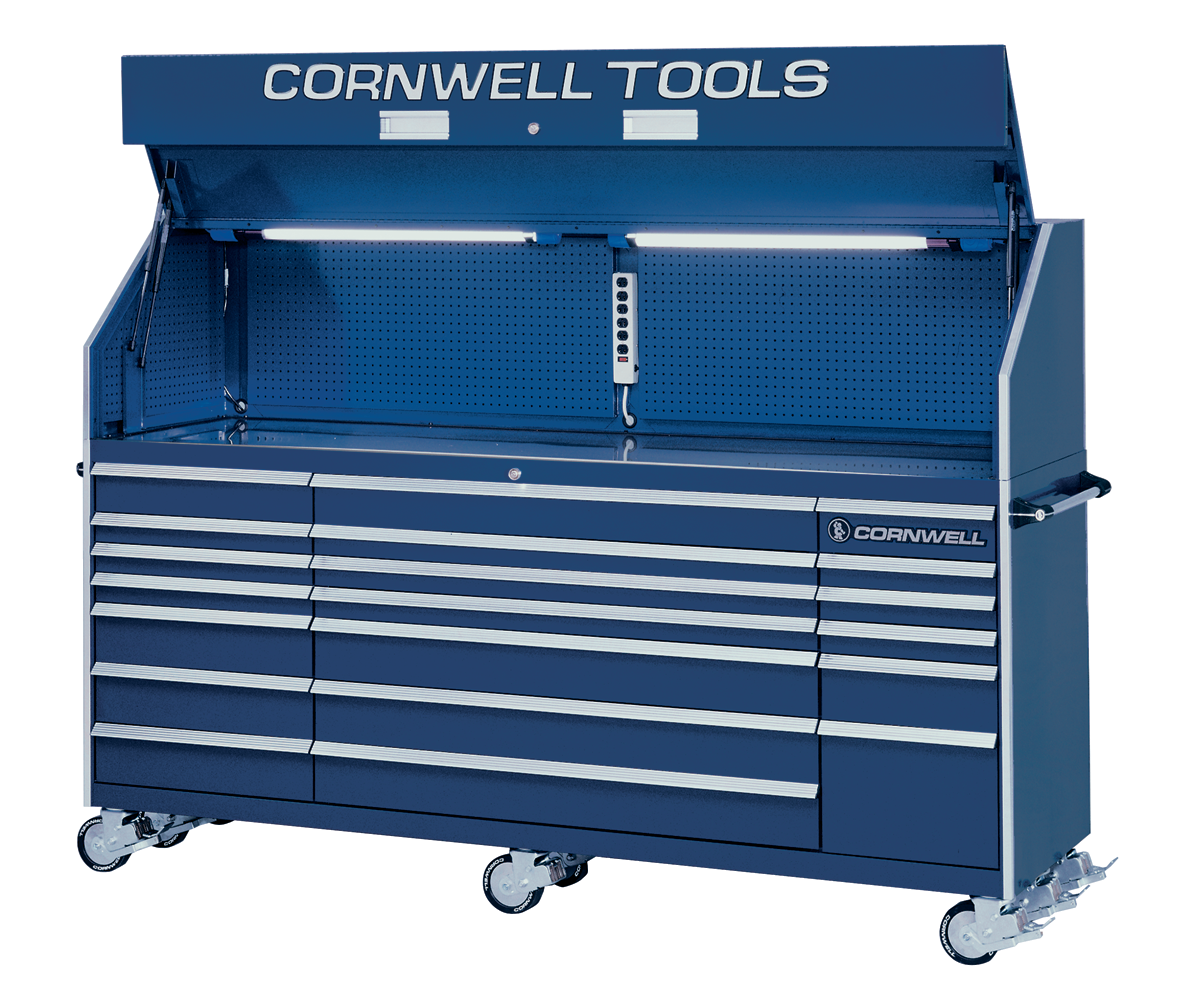 103 Tool Storage Solution From Cornwell Quality Tools Vehicle Service Pros