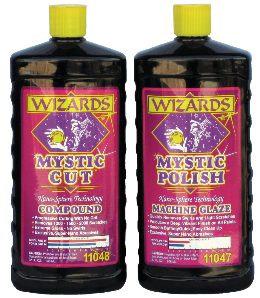 Wizards Mystic Buffing System From: RJ Star Inc.