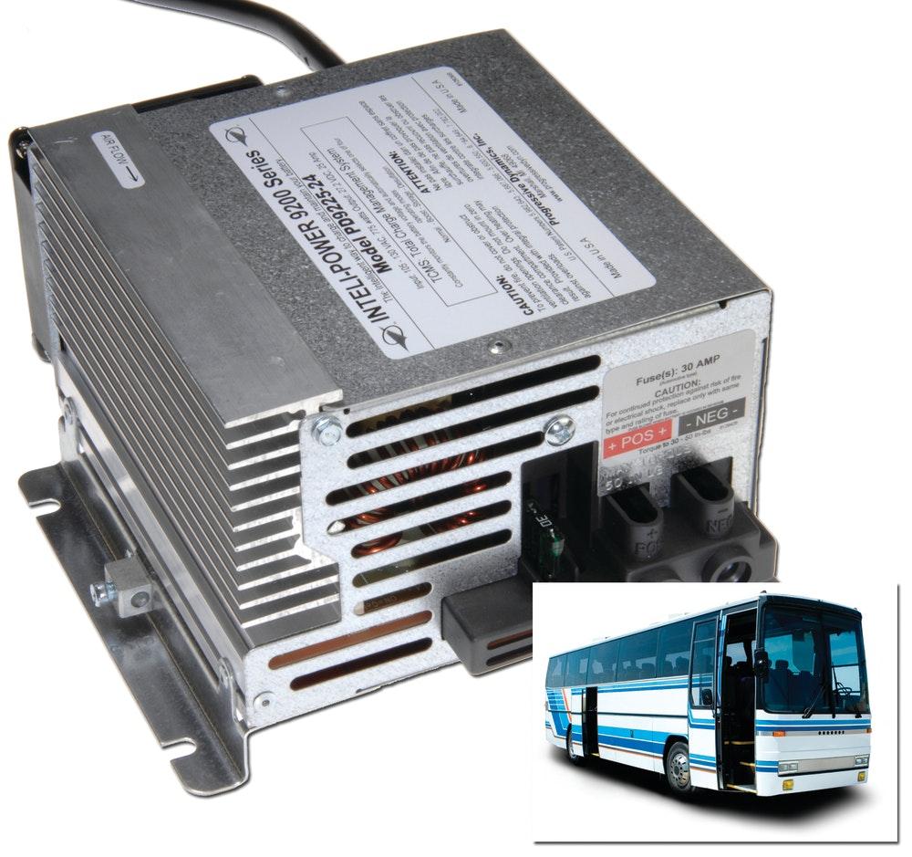 24v Power Converter  Battery Charger From  Progressive