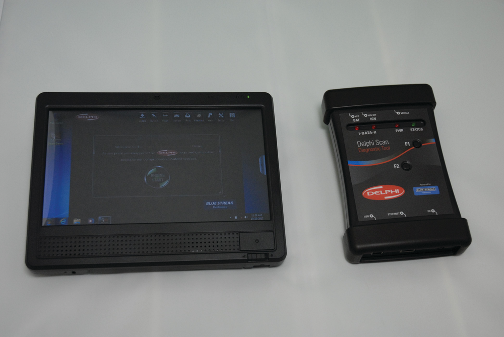 Delphi Diagnostics Scan Tool From: Delphi Automotive LLP
