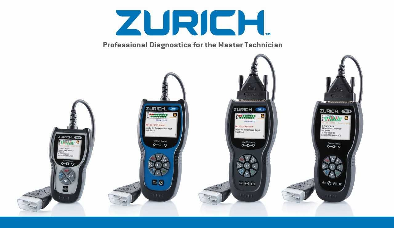 Zurich Automotive Code Readers Now Available At Harbor