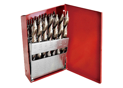 New Matco Tools Exclusive 29pc Drill Bit Set DB29HS Hyper Step With Case