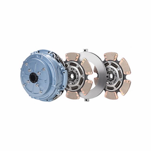 Centerforce 04026651 Diesel Twin Disc Clutch Assembly