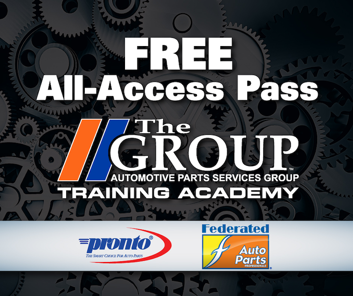 "The Group Training Academy offers free ""all access"" pass ..."